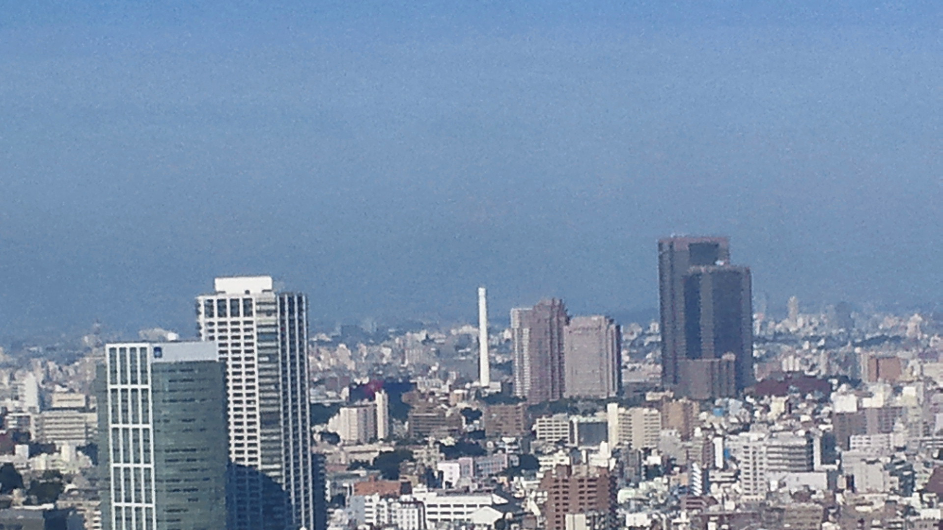 きょうの富士山 110622