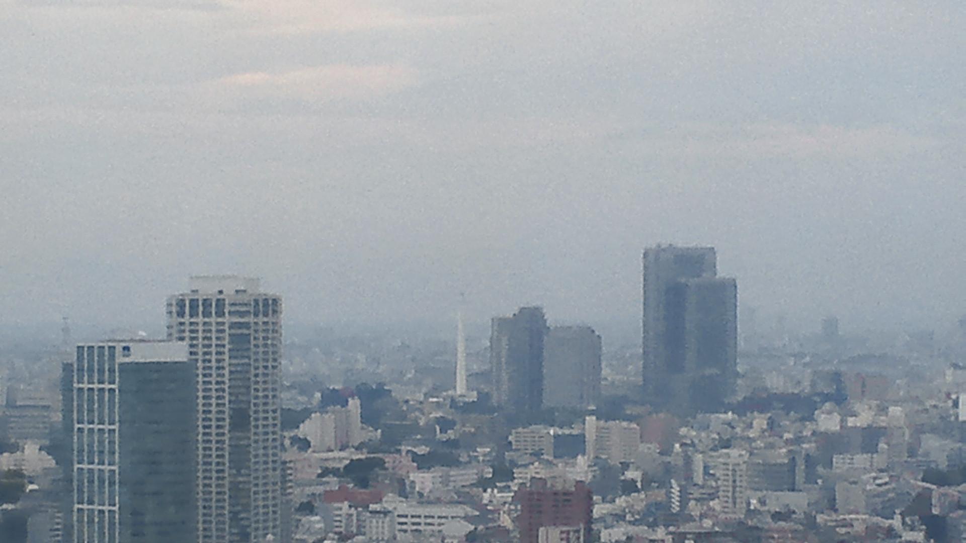 きょうの富士山 110623