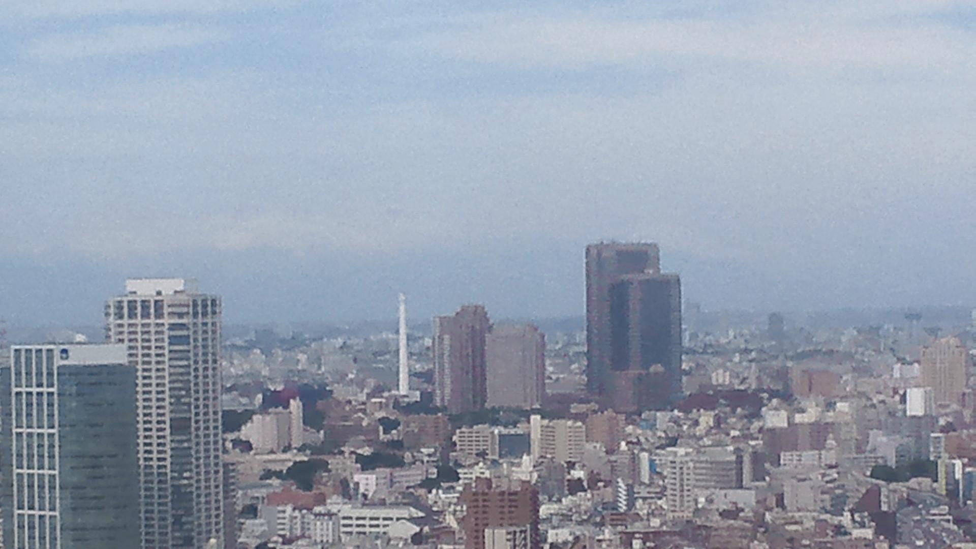 きょうの富士山 110624