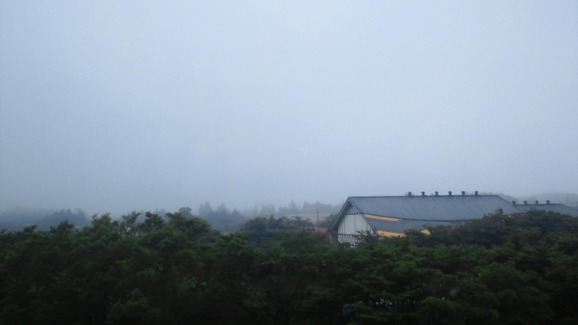 きょうの富士山 110626