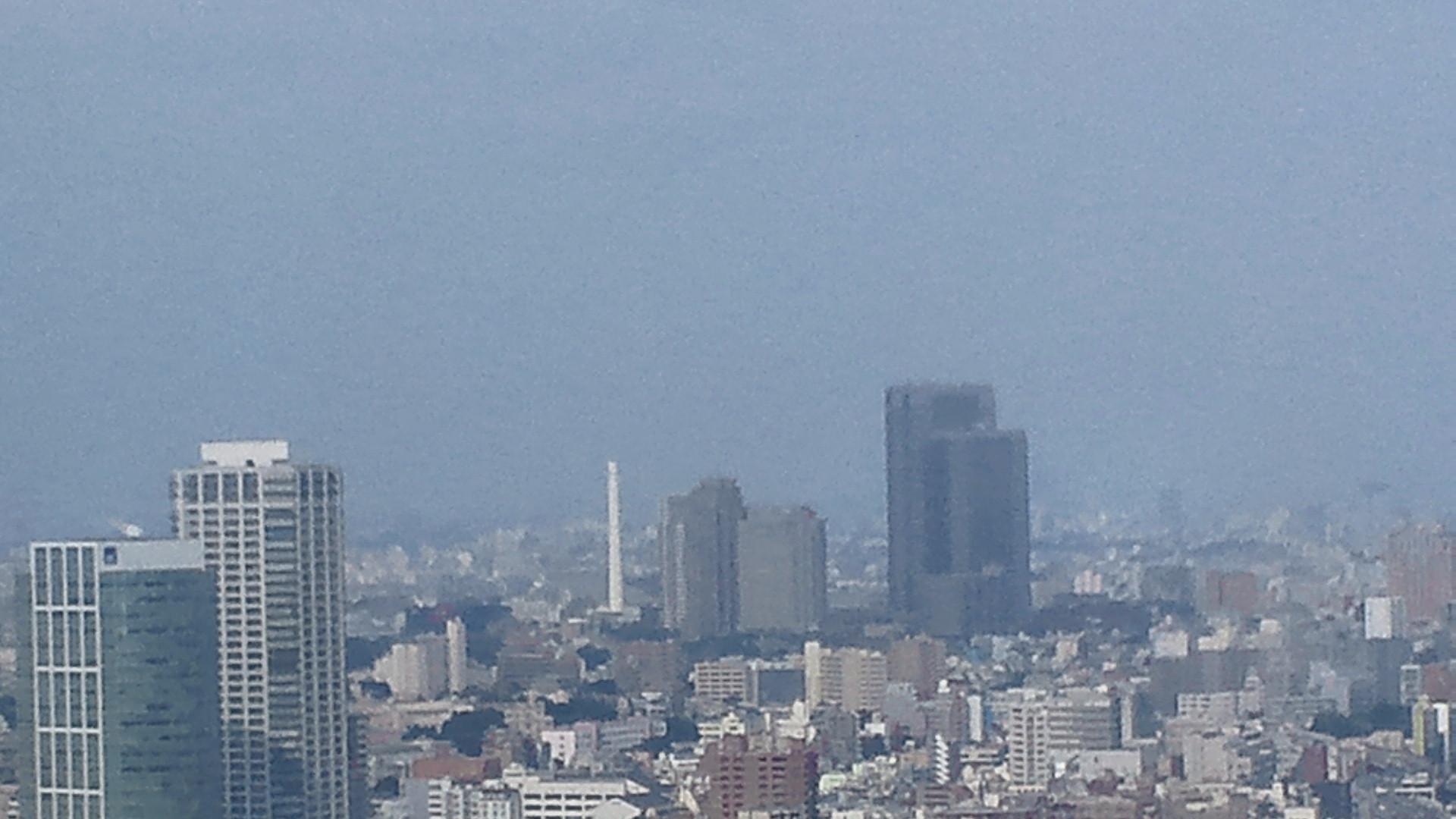 きょうの富士山 110704