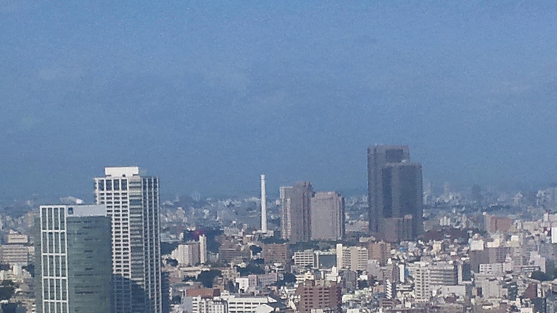 きょうの富士山 110705