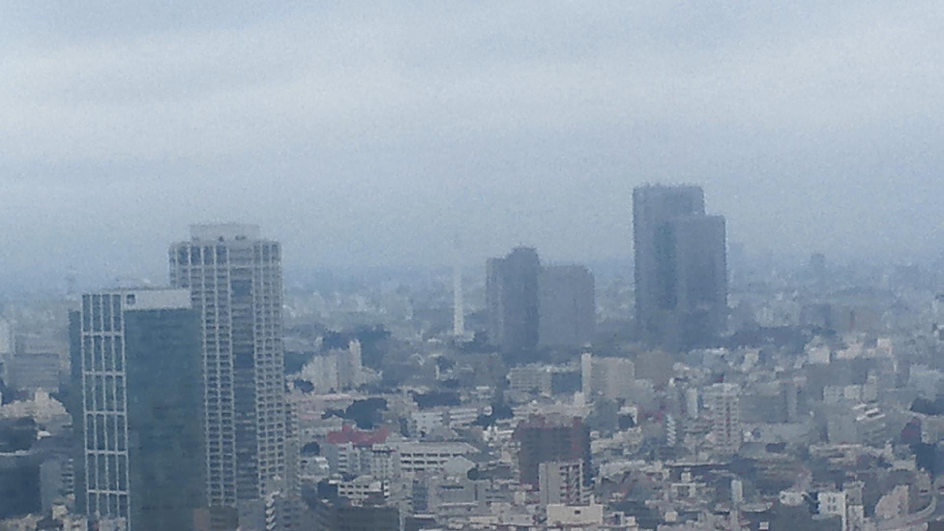 きょうの富士山 1107007