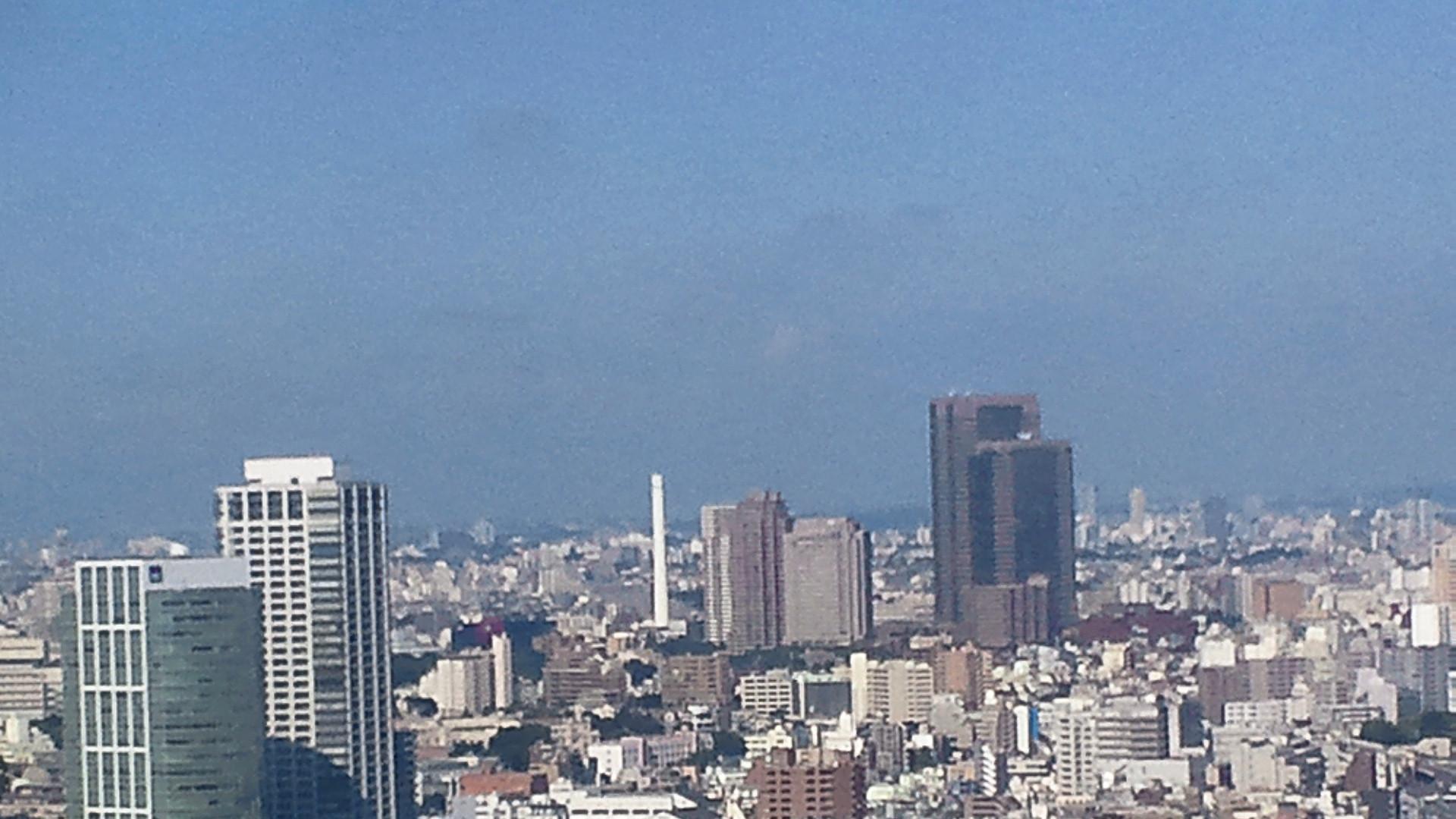 きょうの富士山 110711