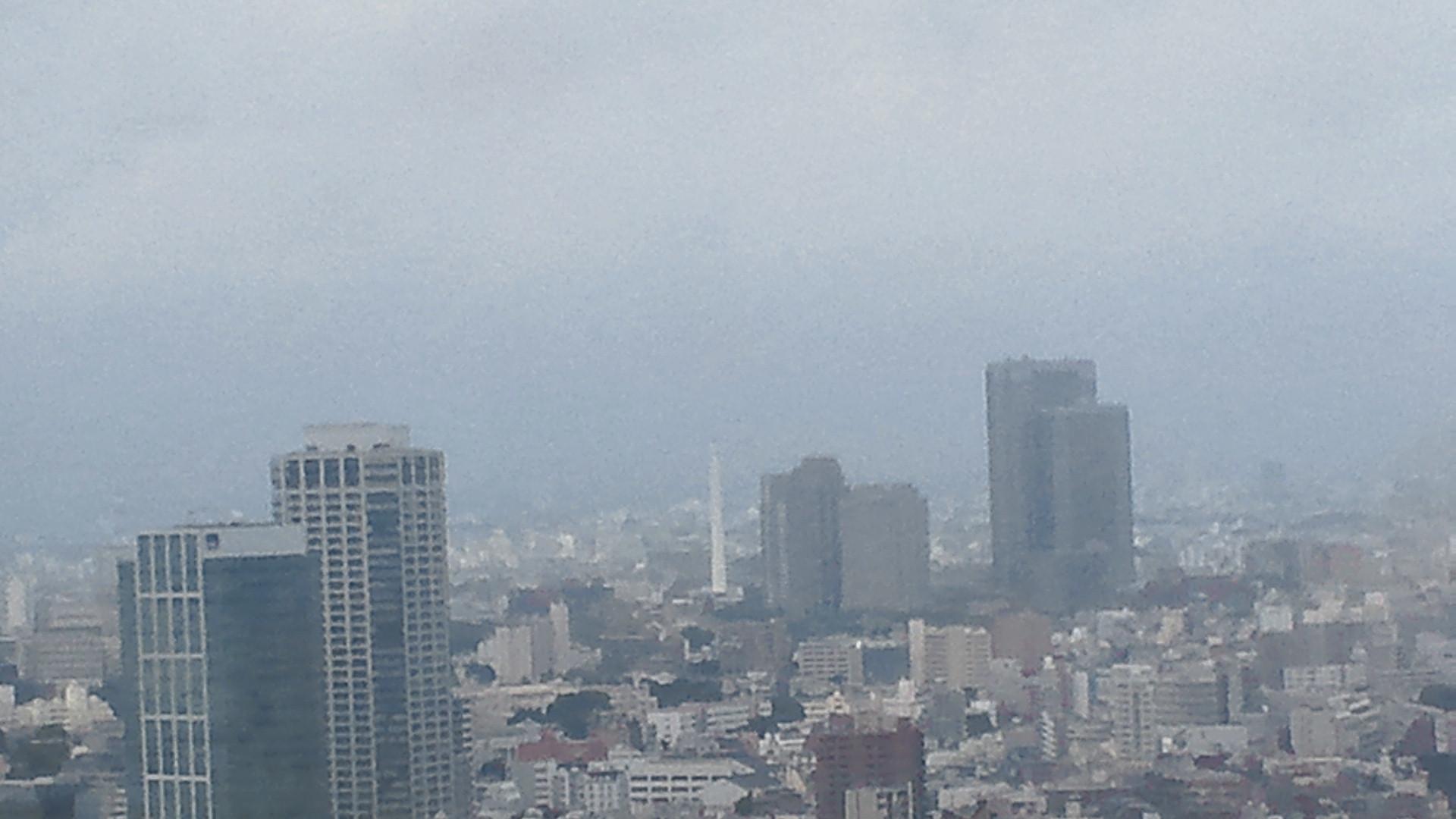 きょうの富士山 110720
