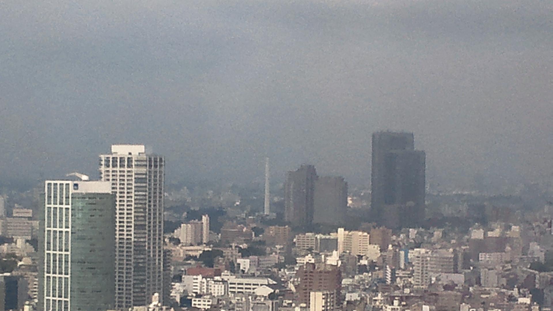 きょうの富士山 110802