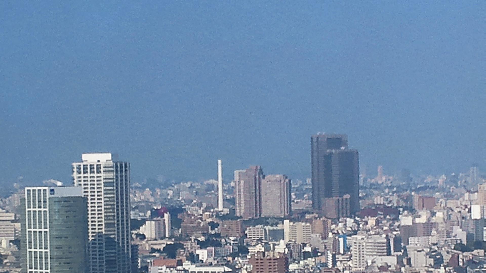 きょうの富士山 110815