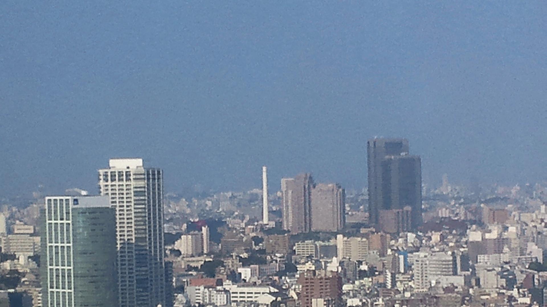 きょうの富士山 110818
