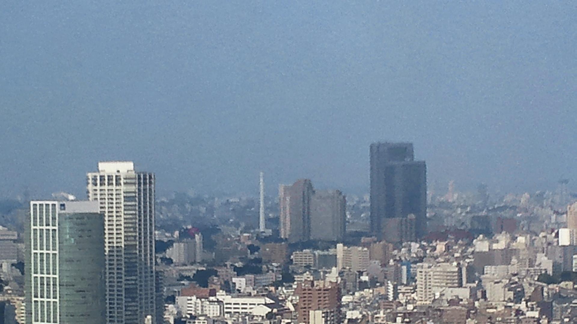 きょうの富士山 110819