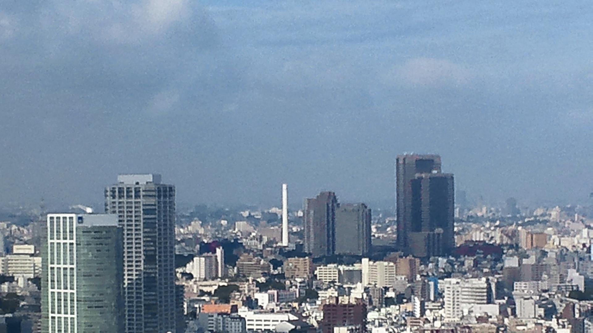 きょうの富士山 110826