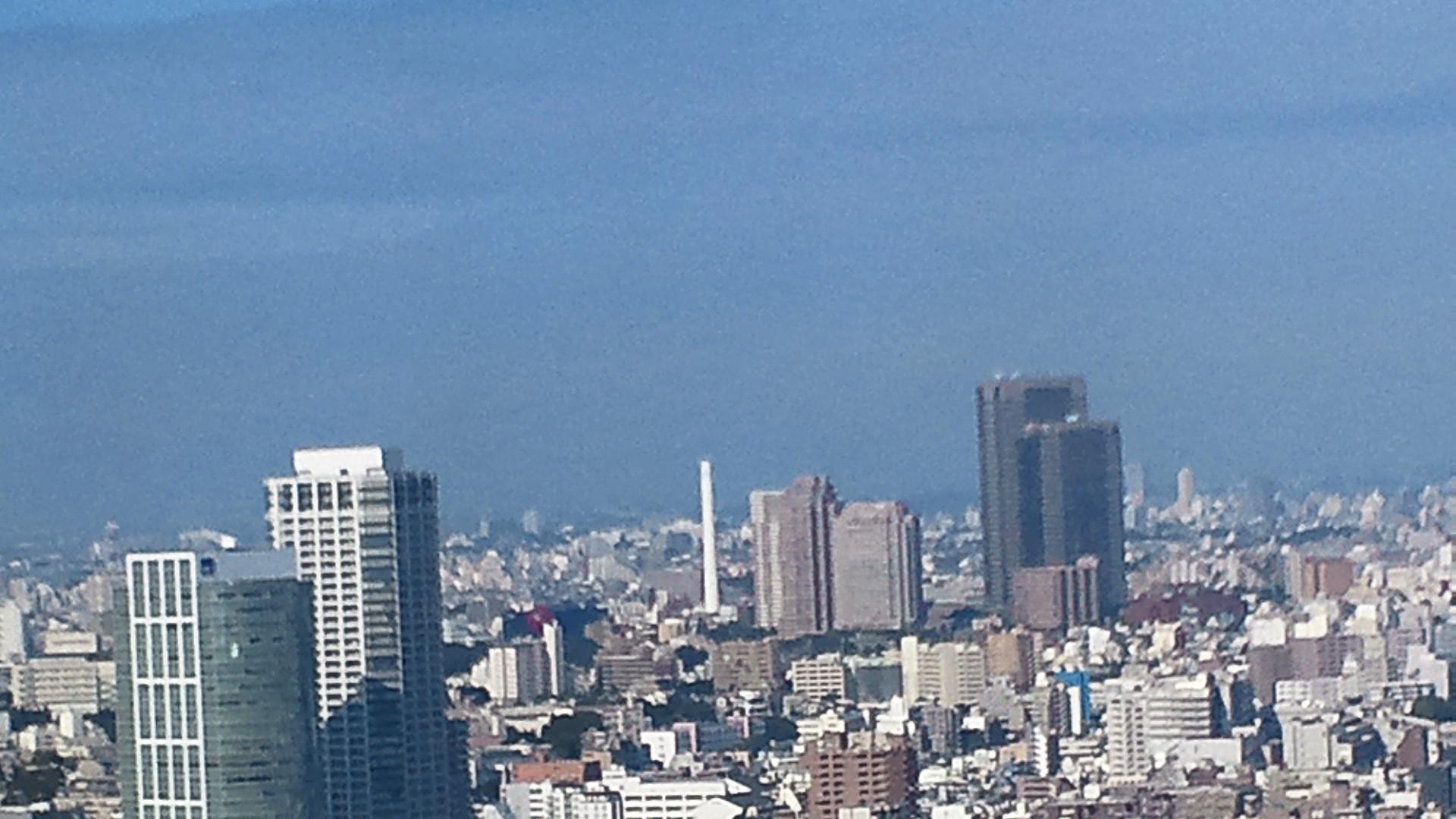 きょうの富士山 110831