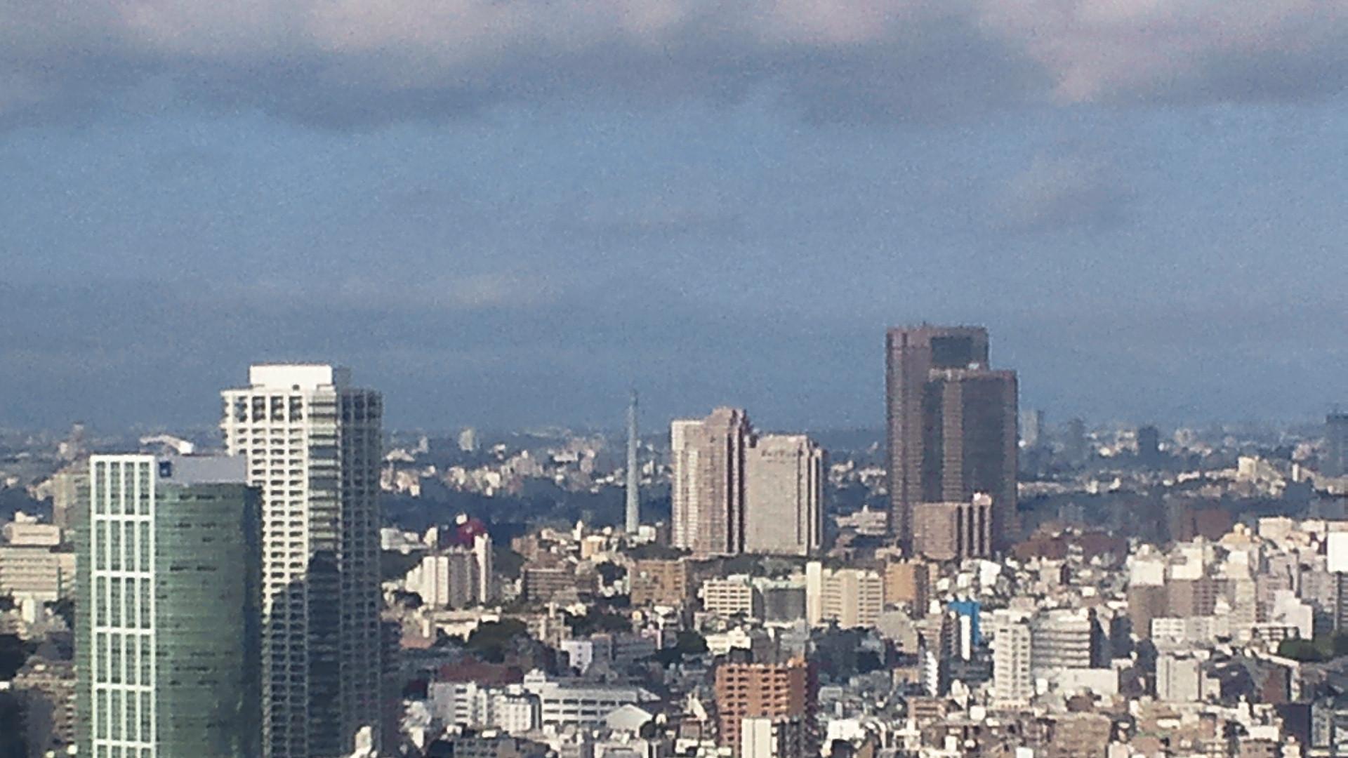 きょうの富士山 110912
