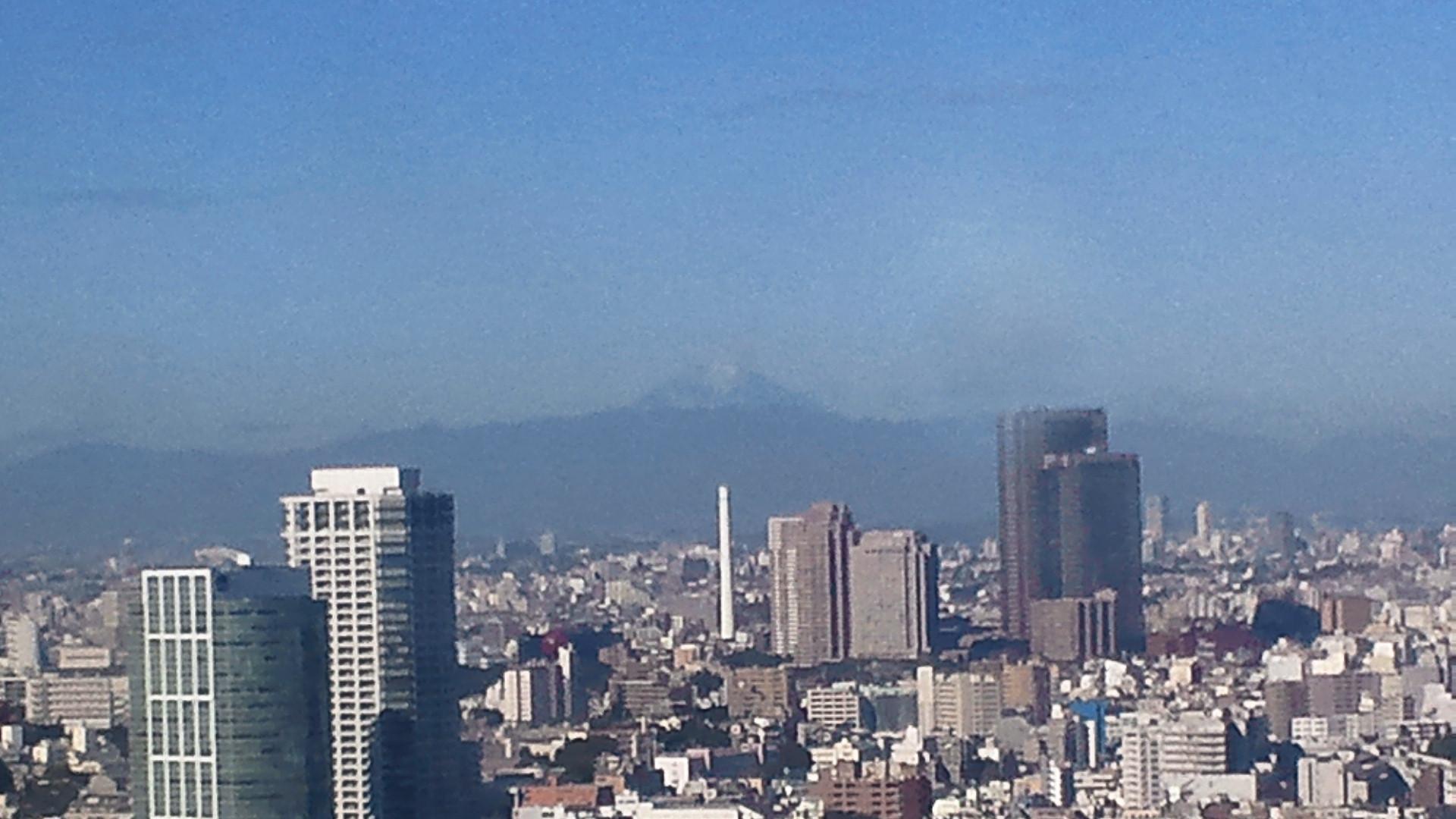 きょうの富士山 110922