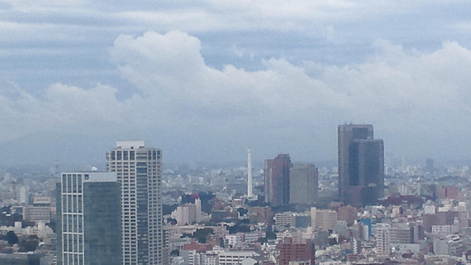 きょうの富士山 110923
