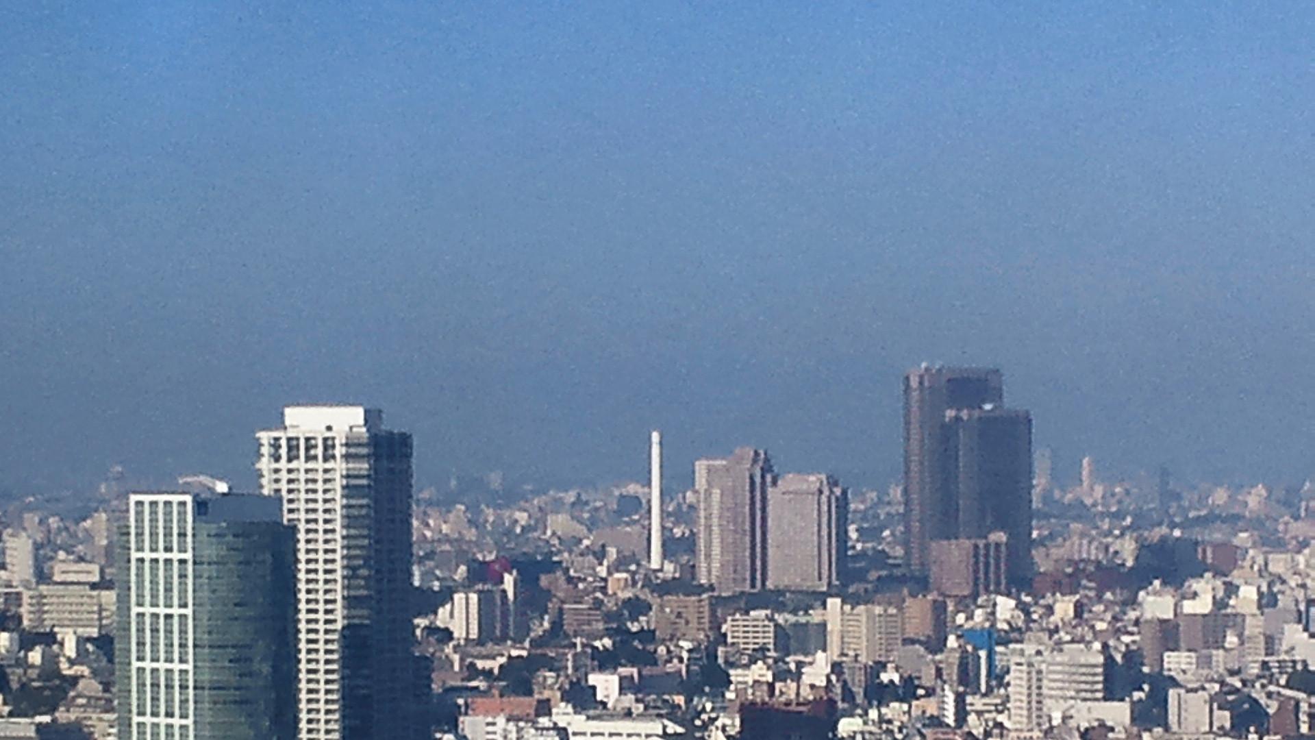 きょうの富士山 110929