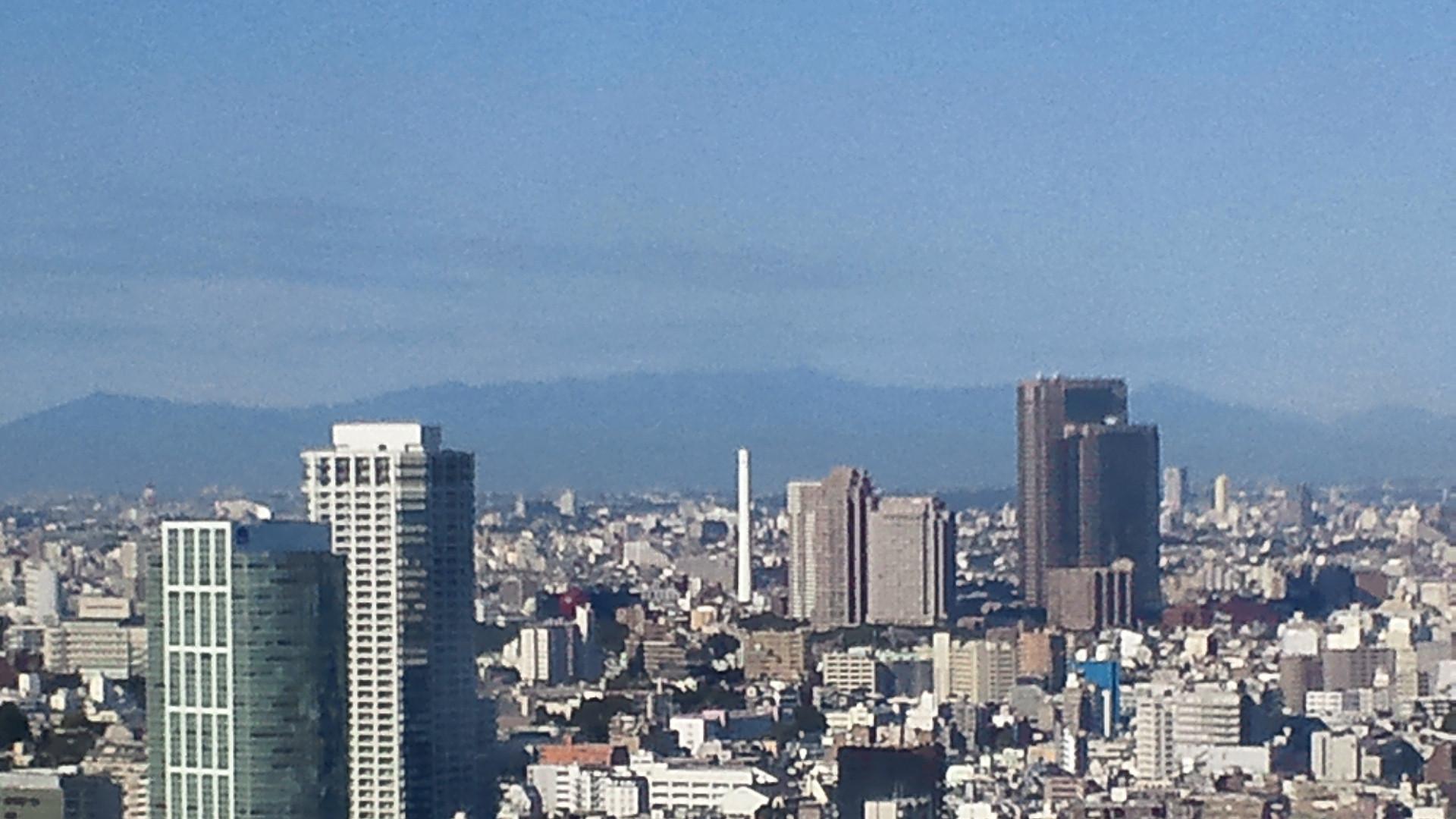 きょうの富士山 111004