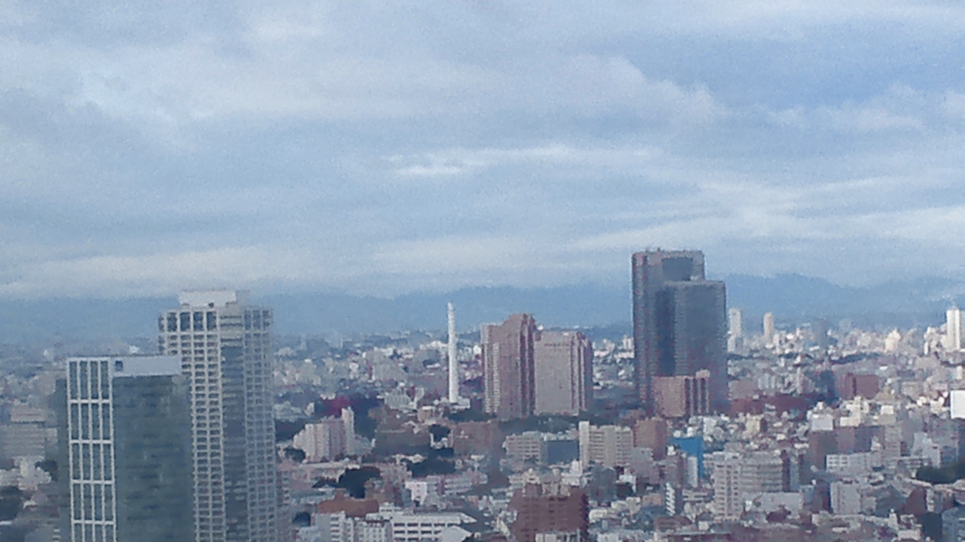きょうの富士山 111006