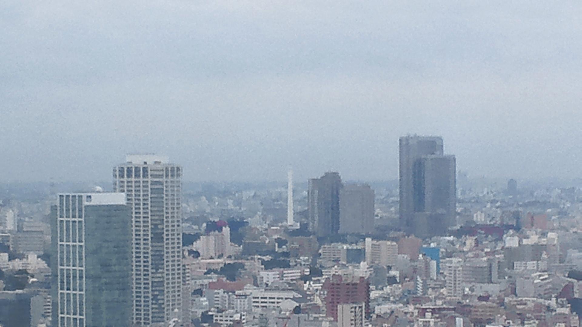 きょうの富士山 111019