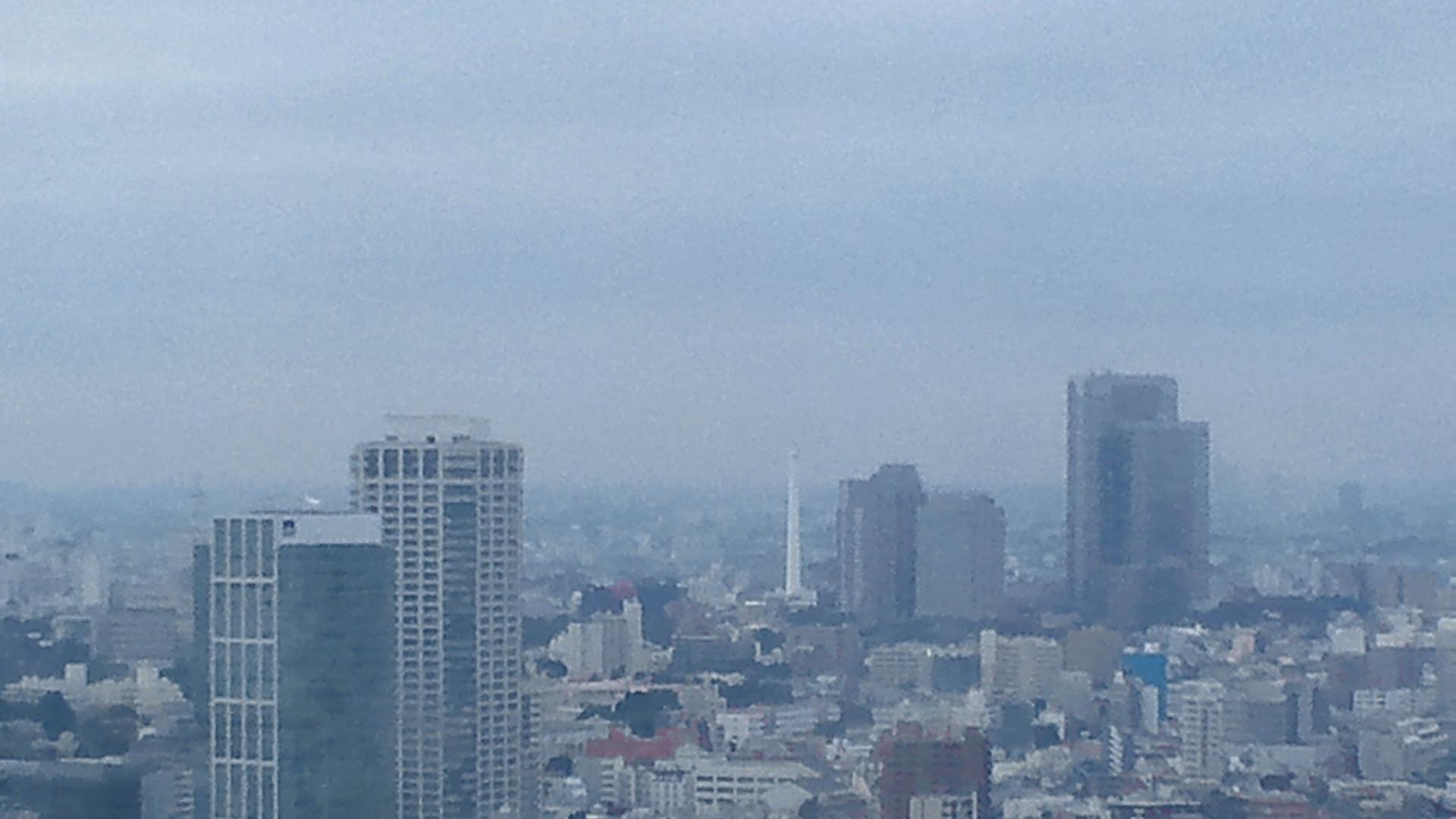 きょうの富士山 111020