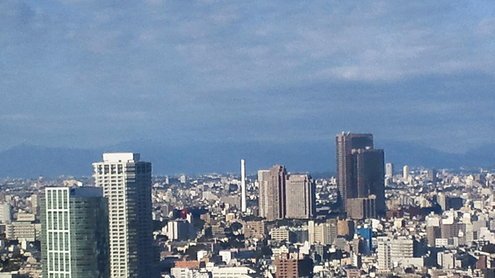 きょうの富士山 111026