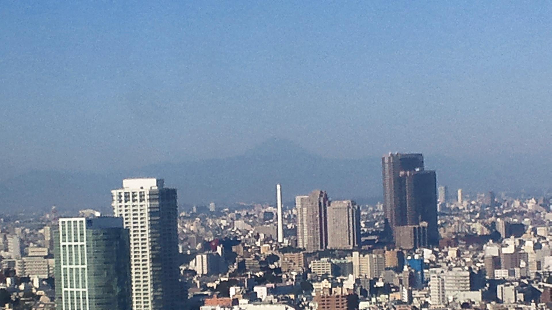 きょうの富士山 111027