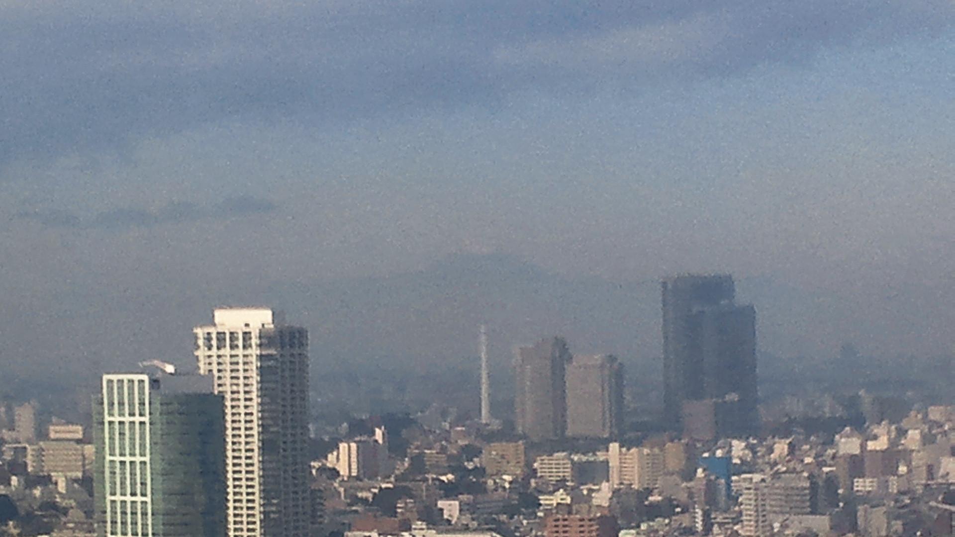 きょうの富士山 111031