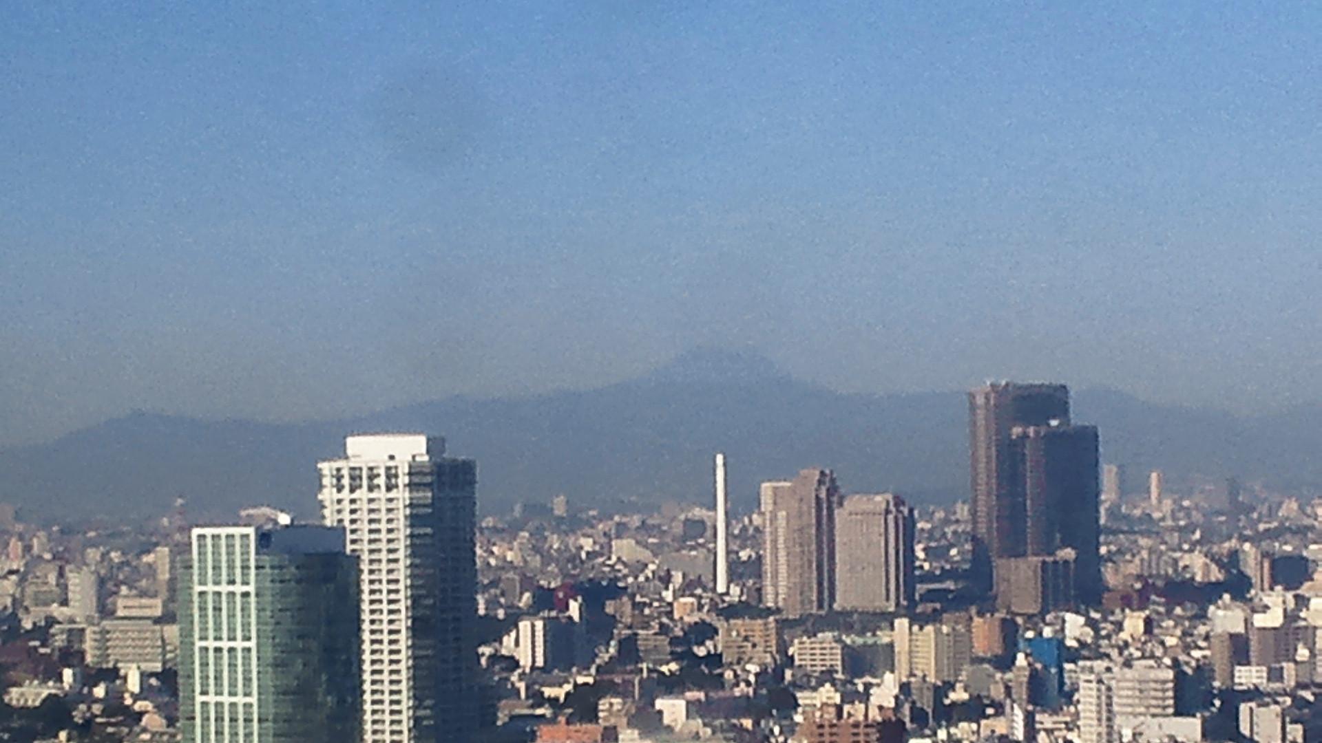きょうの富士山 111101