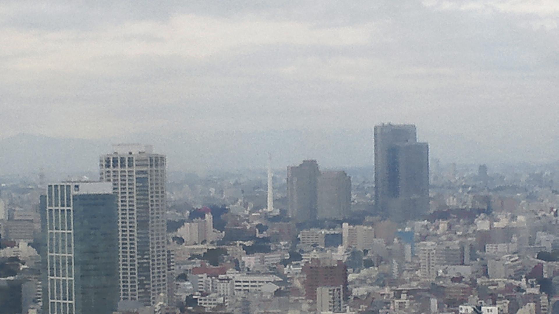 きょうの富士山 111108