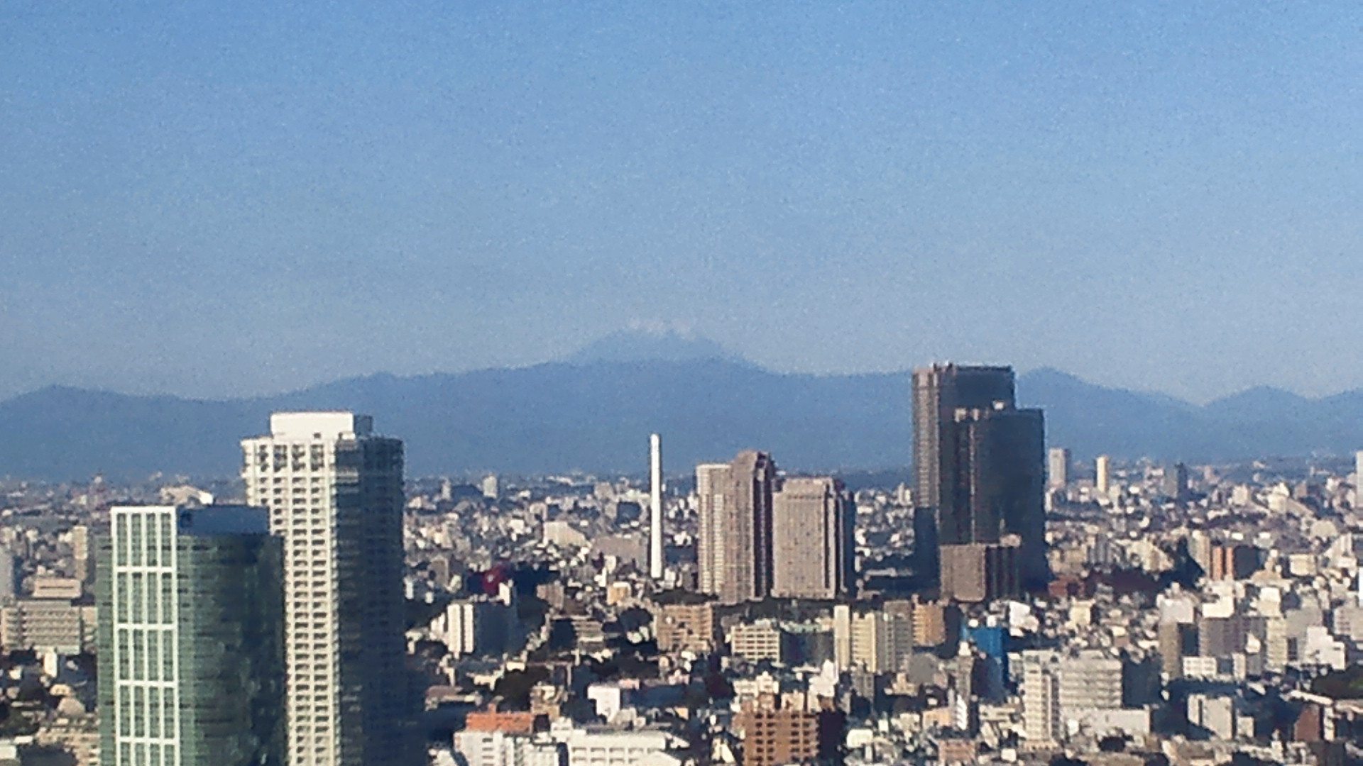 きょうの富士山 111116