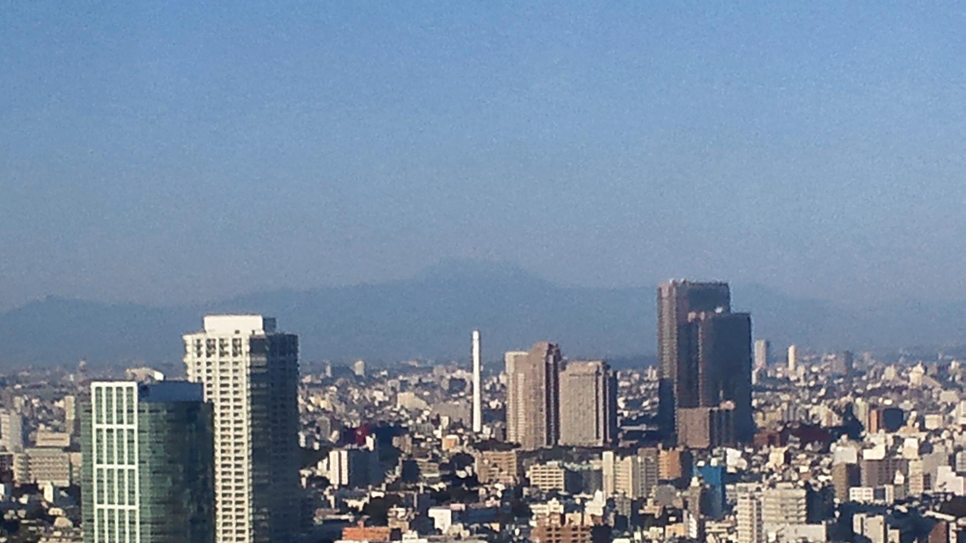 きょうの富士山 111117