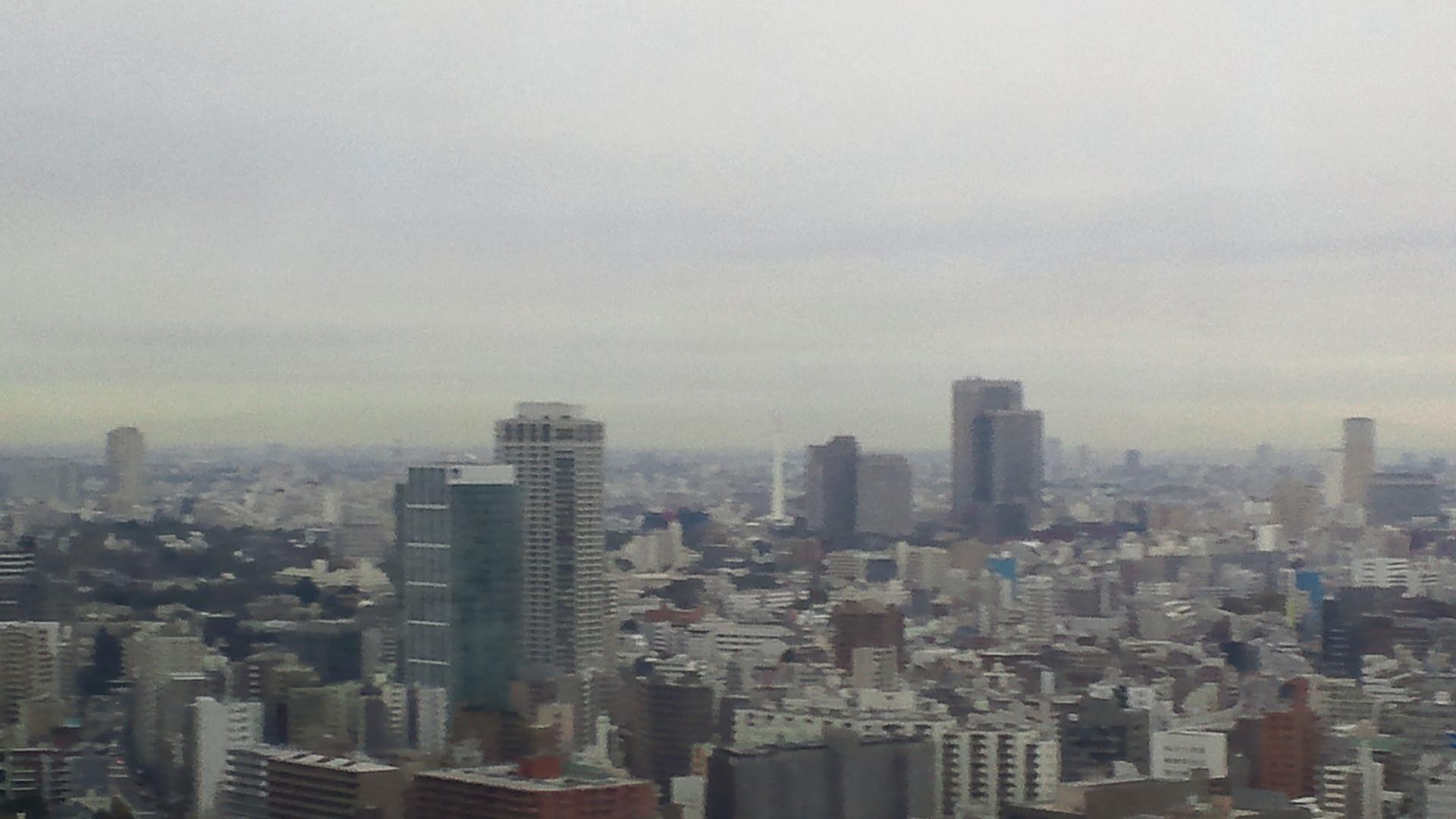 きょうの富士山 111118