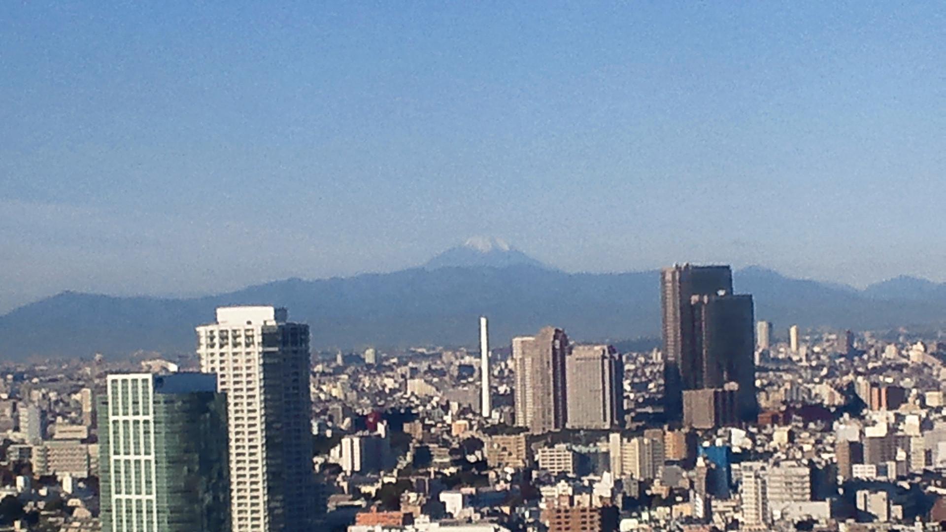 きょうの富士山 111122