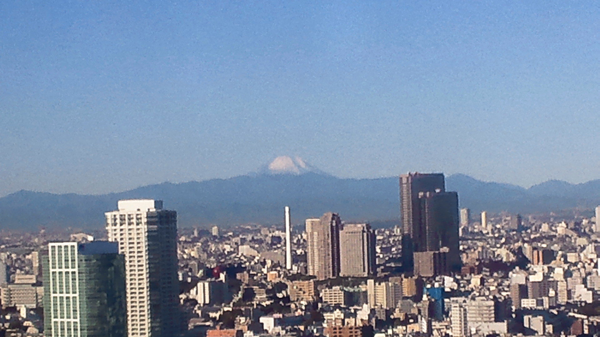 きょうの富士山 111125