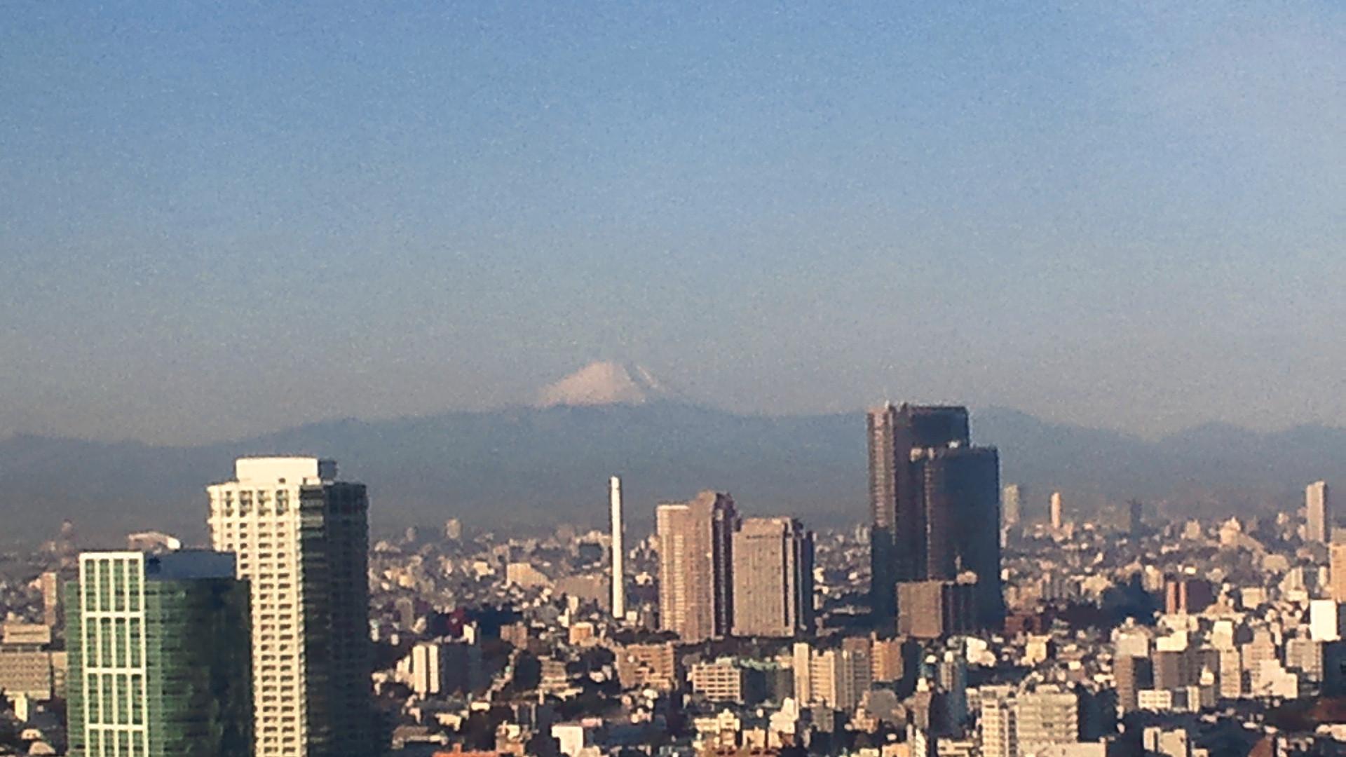 きょうの富士山 111212