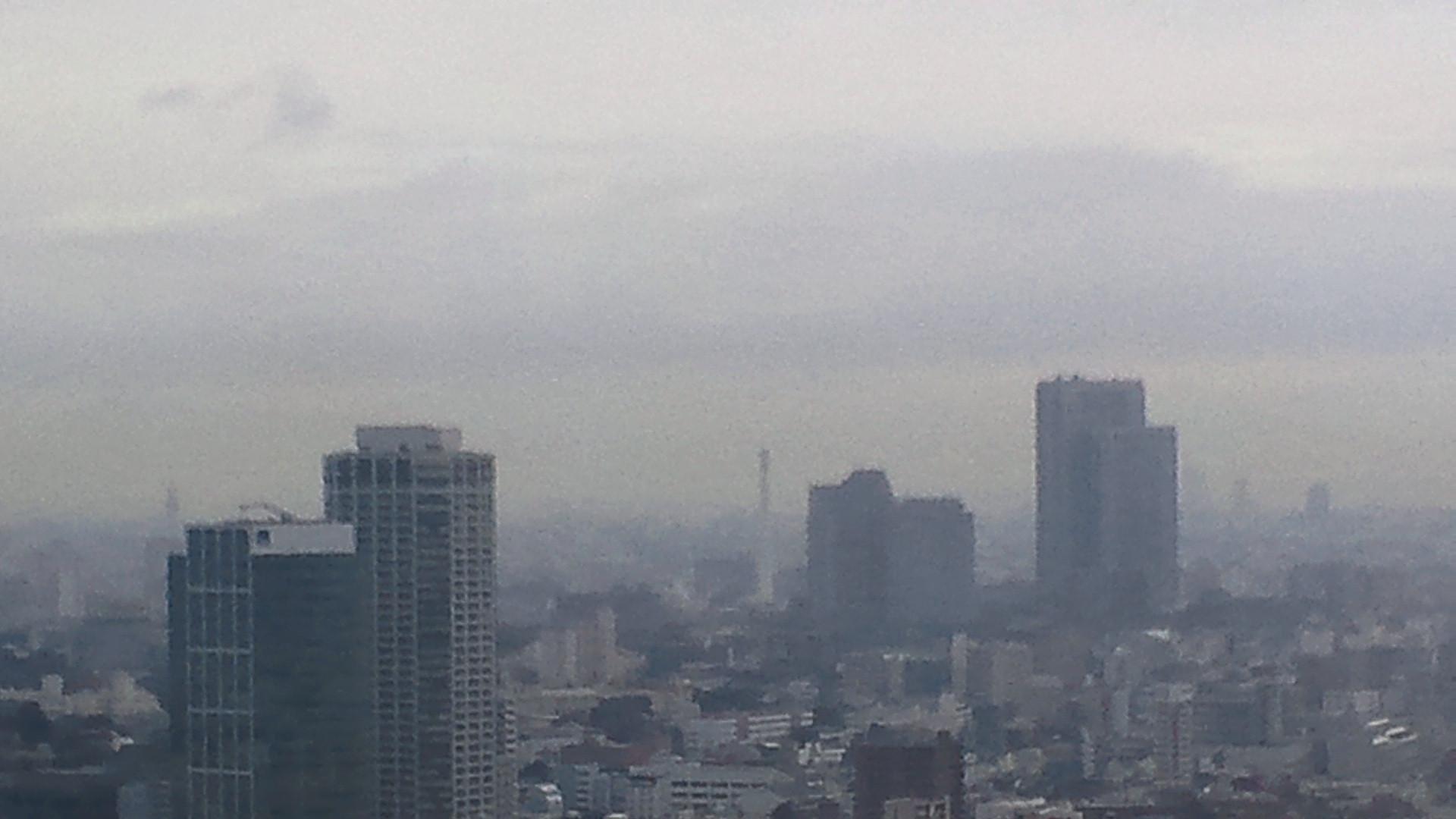 きょうの富士山 111214