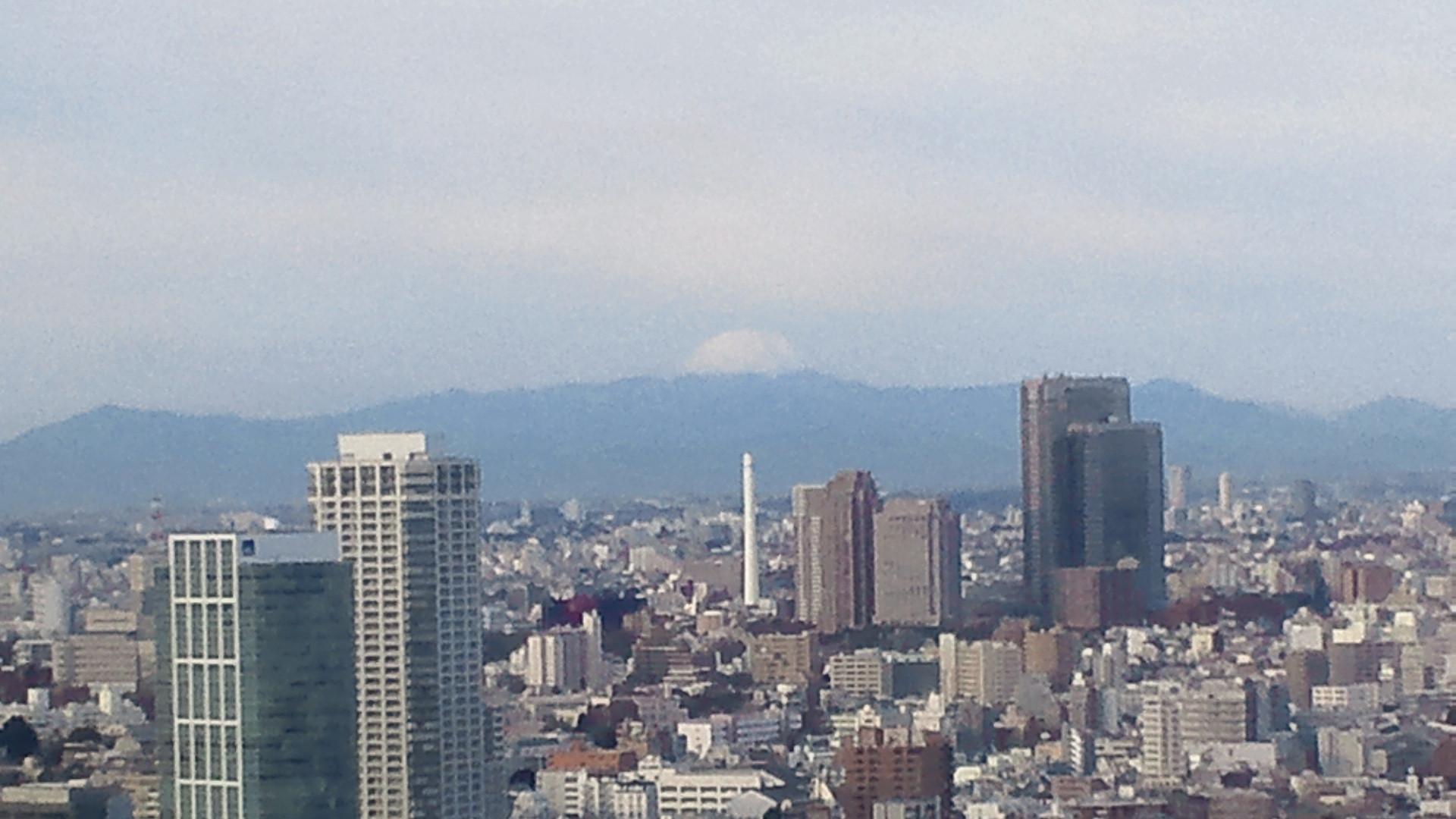 きょうの富士山 111228