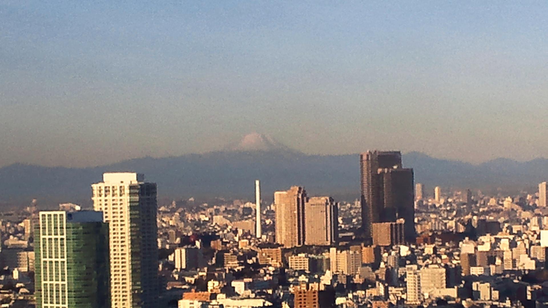 きょうの富士山 120113