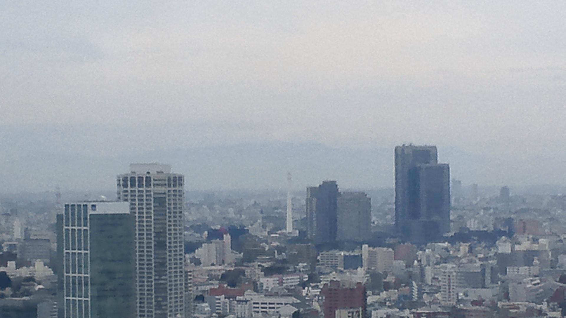 きょうの富士山 120116