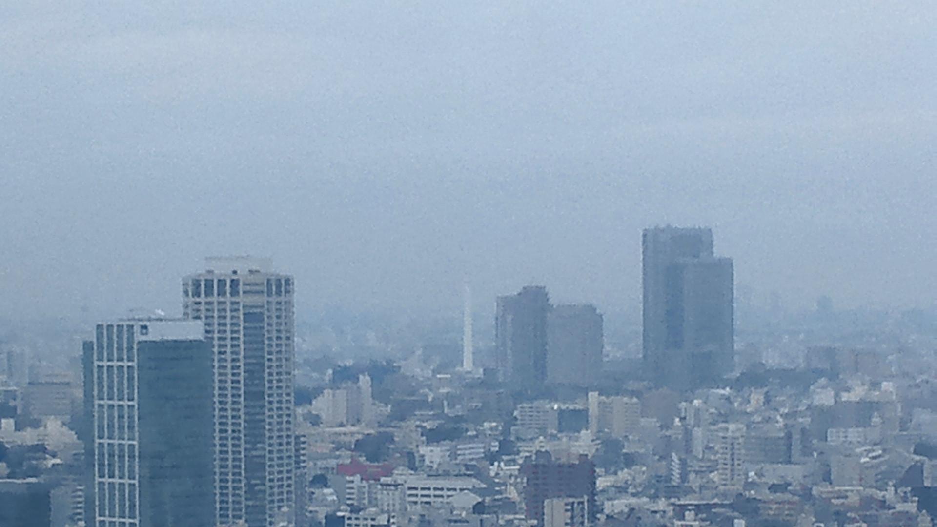 きょうの富士山 120506