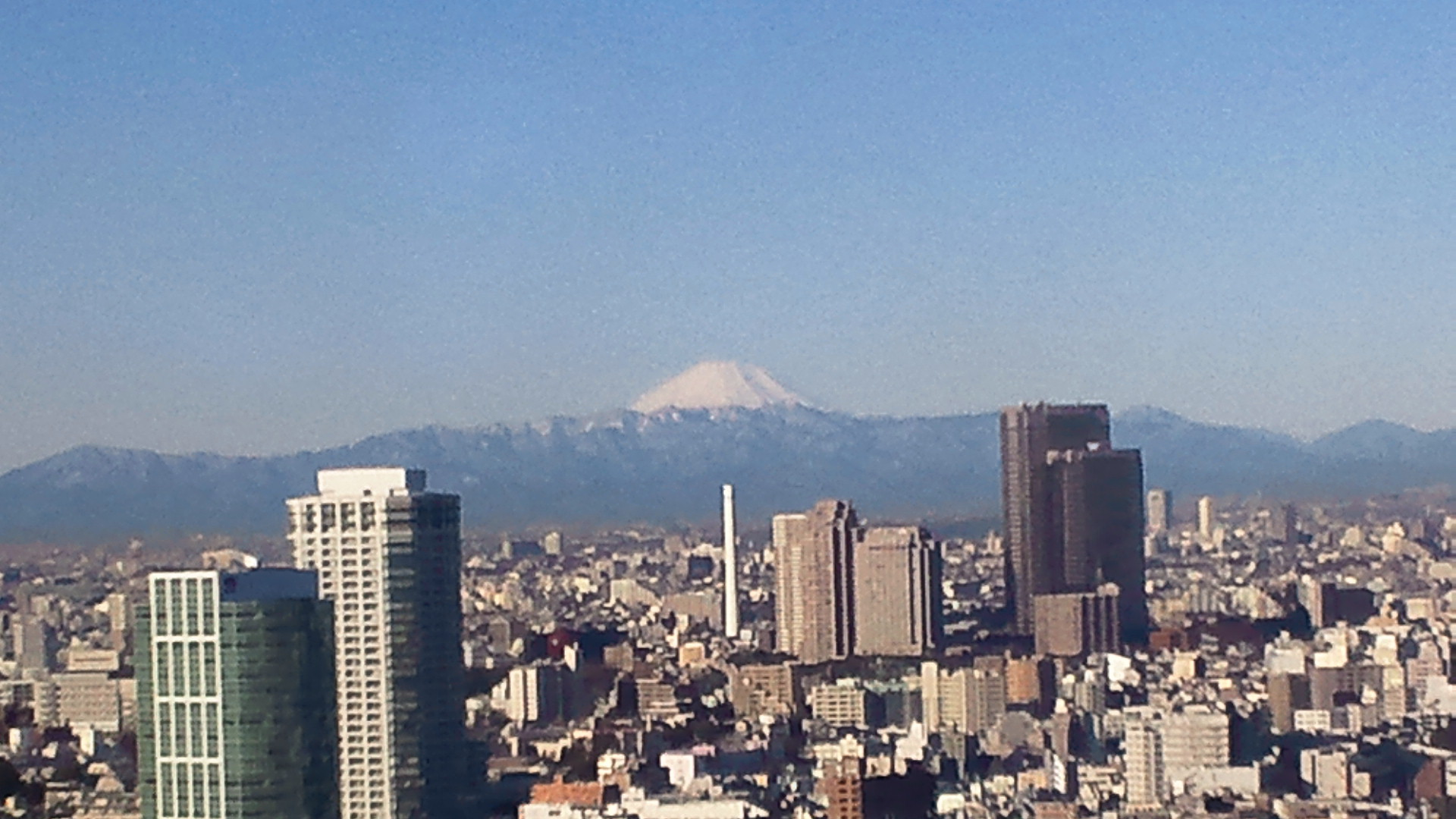 きょうの富士山 120209