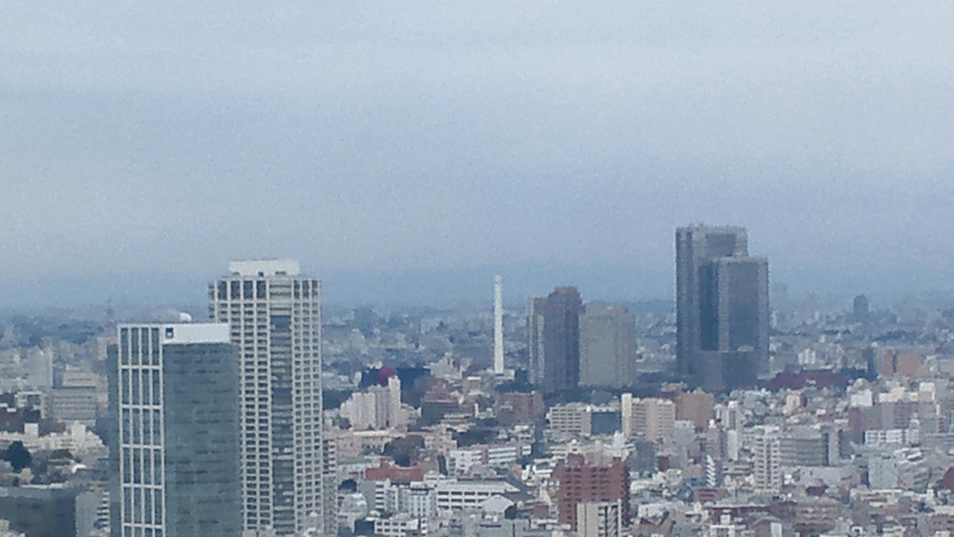 きょうの富士山 120216