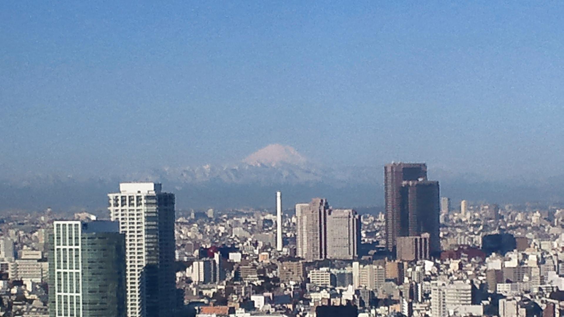 きょうの富士山 120342