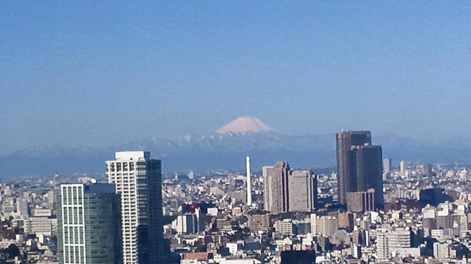 きょうの富士山 120313