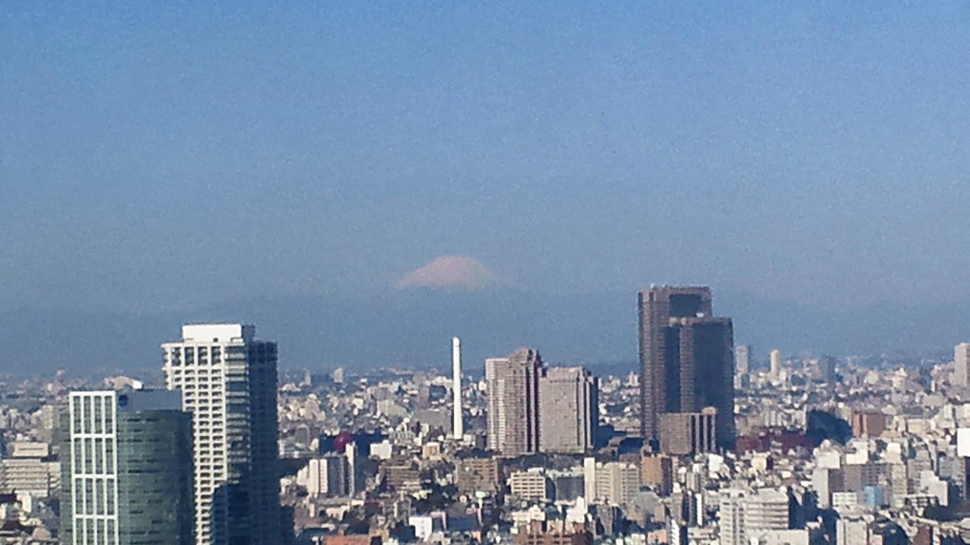 きょうの富士山 120326