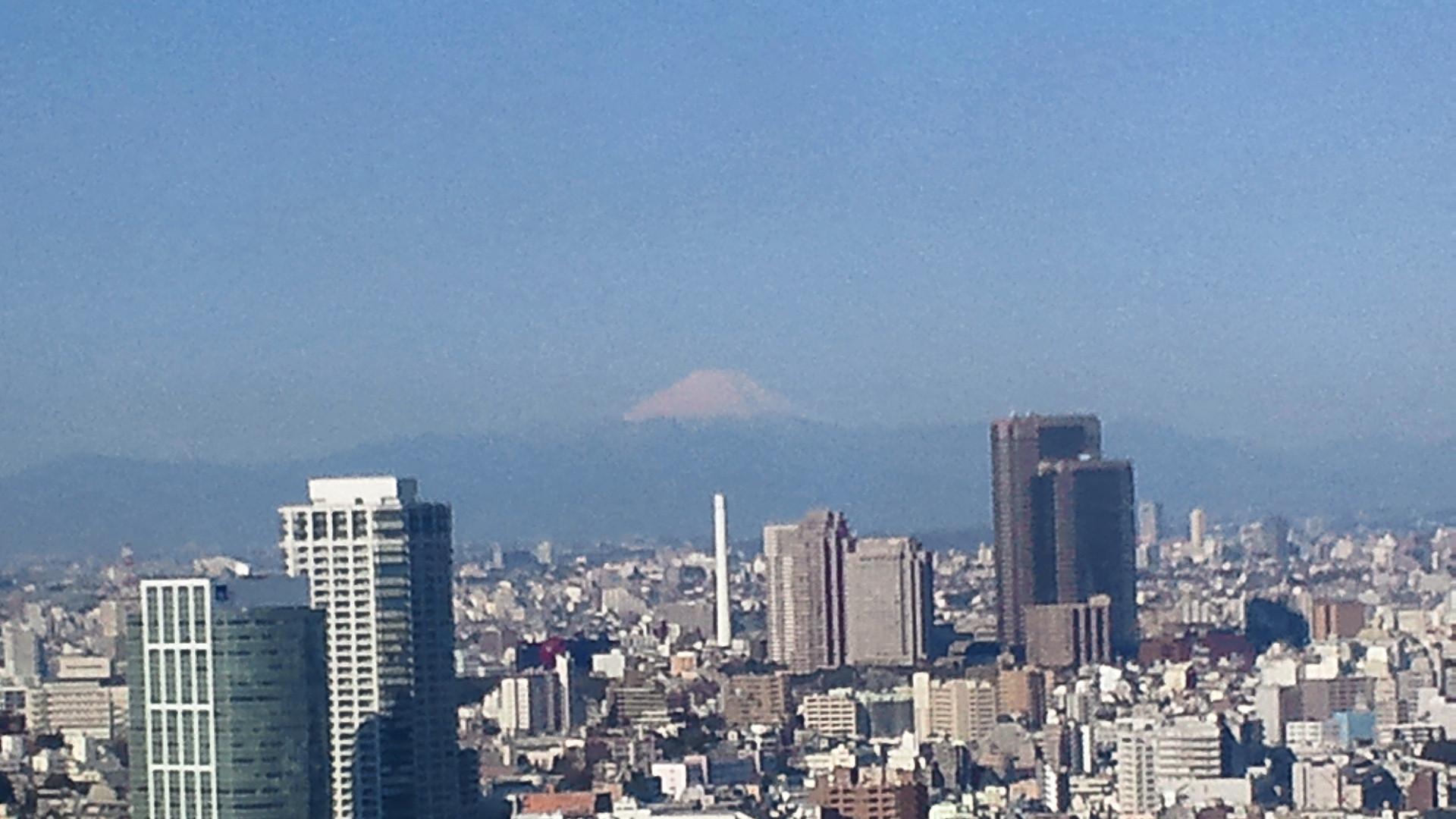 きょうの富士山 120327