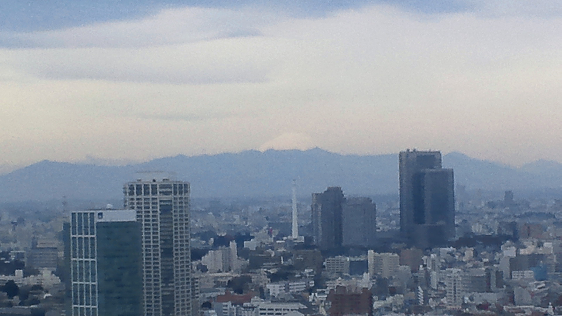 きょうの富士山 120330