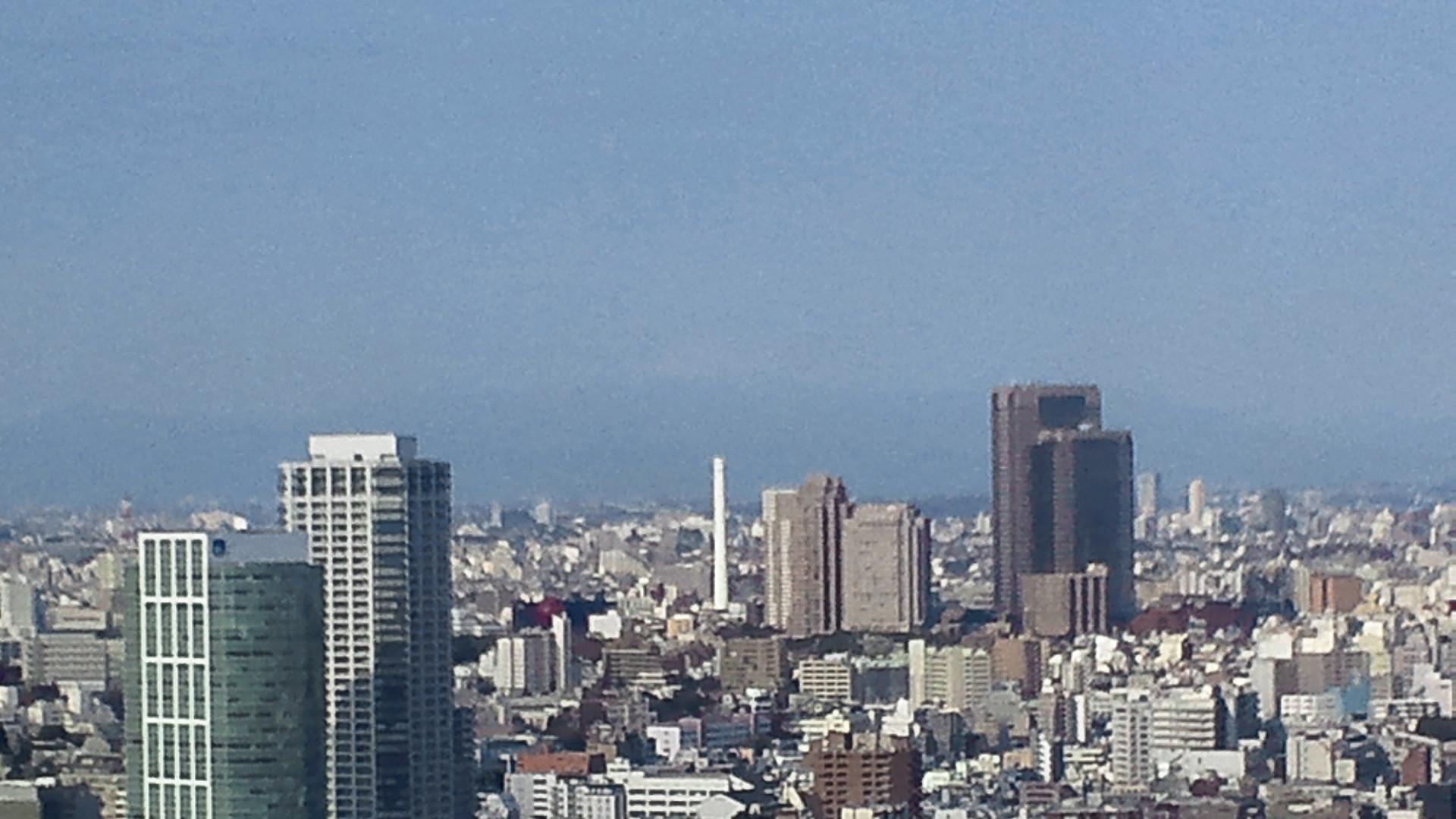 きょうの富士山 120402