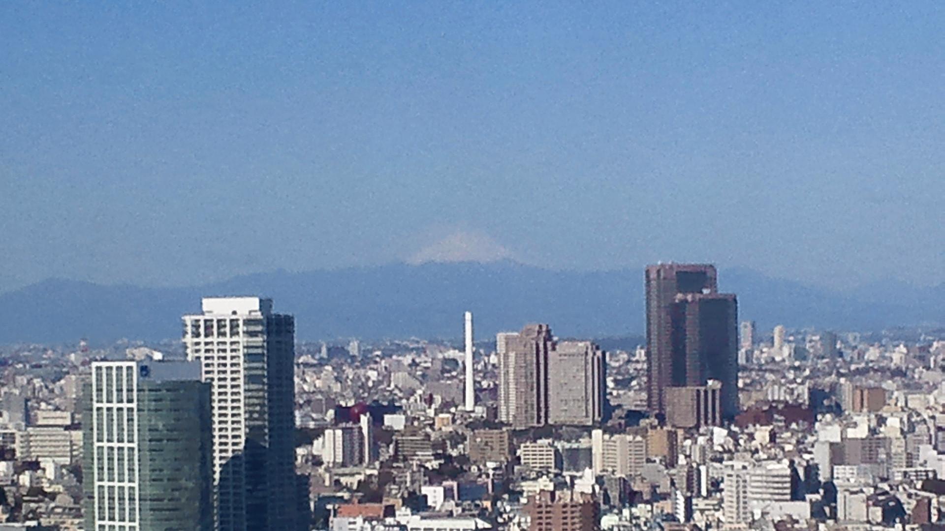 きょうの富士山 120404
