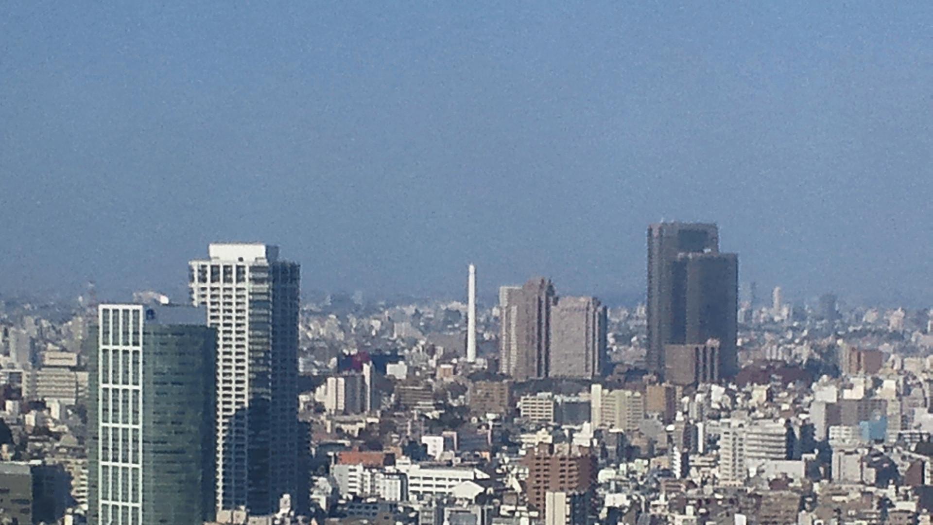 きょうの富士山 120405