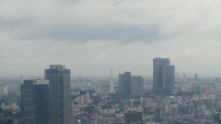 きょうの富士山 120515